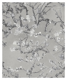 BN Van Gogh Vinyl Wallpapers 10.05x0.53m White Grey 17144