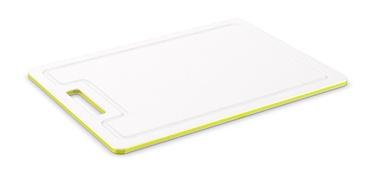 Rotho Cutting Board 34x25x0.9cm White Green