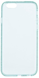 Beeyo Diamond Frame Back Case For Samsung Galaxy A5 A510 Transparent/Green
