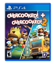 Overcooked 1+2 PS4