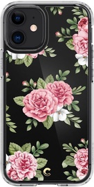 Spigen Cyrill Cecile Back Case For Apple iPhone 12 Mini Pink Floral