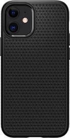 Spigen Liquid Air Back Case For Apple iPhone 12 Mini Matte Black