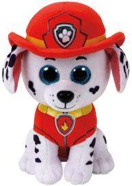 Плюшевая игрушка TY Beanie Babies Paw Patrol Marshal, 15 см
