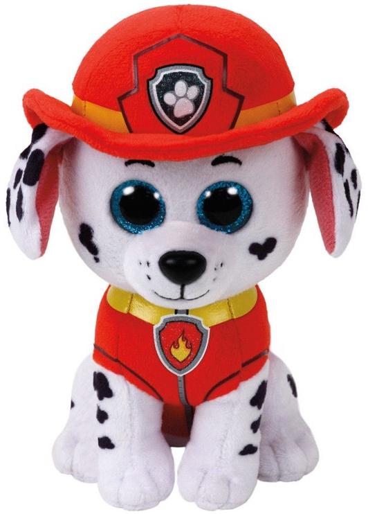 Mīkstā rotaļlieta TY Beanie Babies Paw Patrol Marshal, 15 cm