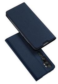 Dux Ducis Premium Magnet Case For Xiaomi Mi Note 10/Mi Note 10 Pro Blue