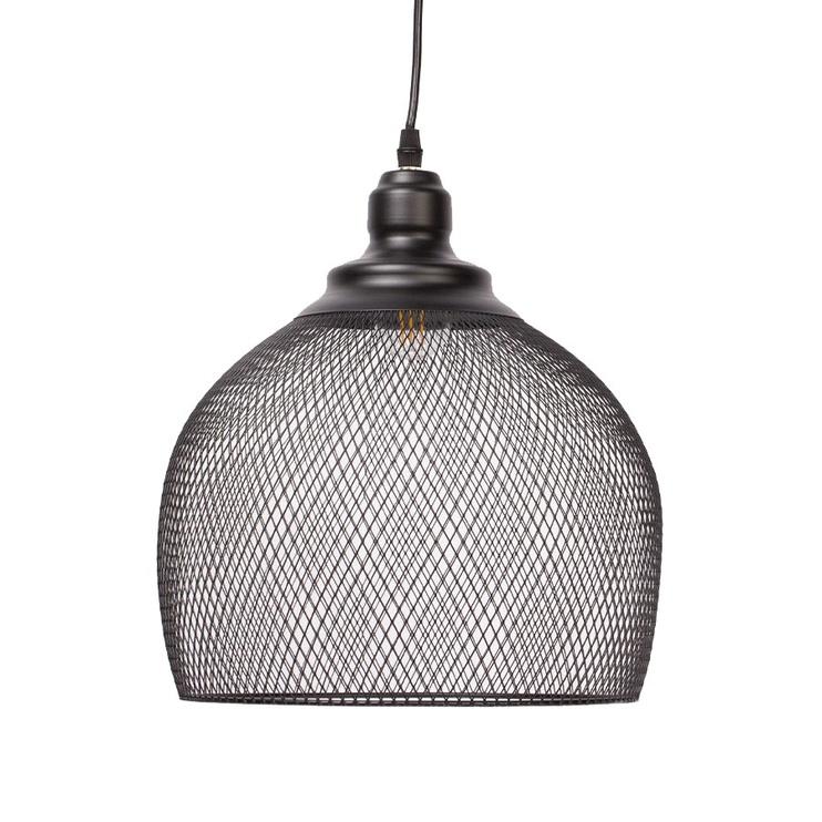 Gaismeklis Domoletti Tito MD42428-1 Ceiling Lamp 40W E27 Black