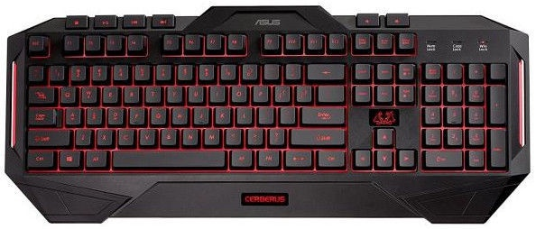 Asus CERBERUS Gaming Keyboard and Mouse Combo