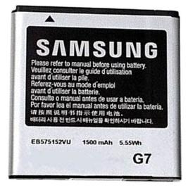 Samsung EB575152VU Battery For i9000 Galaxy S 1500mAh Bulk