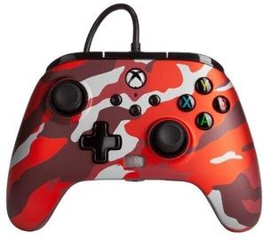 PowerA Enhanced Controller Xbox Series X/S Red Camo