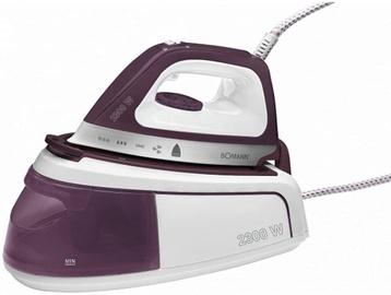 Gludeklis Bomann DBS 6034 CB DBS6034, balta/violeta