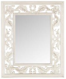 Home4you Mirror Samira Wat White 1376