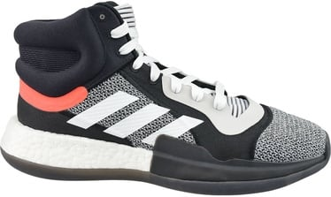 Adidas Marquee Boost Shoes BB7822 Black/Grey 48 2/3