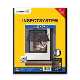 Schellenberg Cat/dog Flap for Frame Systems 20x25cm