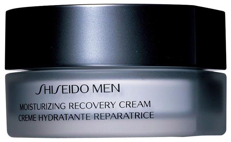 Крем для лица Shiseido Men Moisturizing Recovery Cream, 50 мл