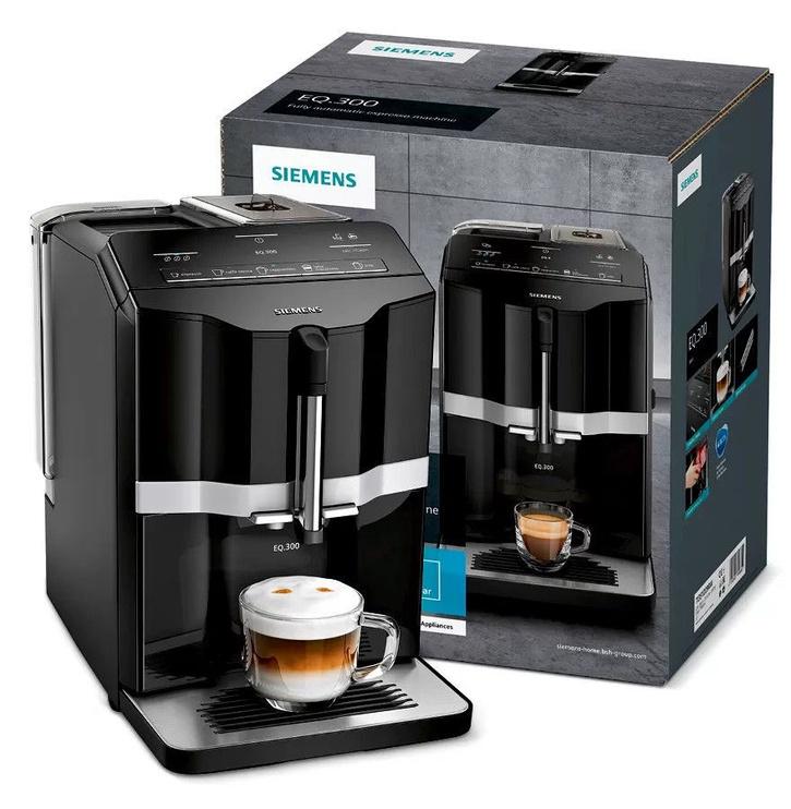 Kafijas automāts Siemens EQ.300 TI351509DE Black