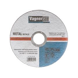 Disks tērauda griešanai Vagner SDH 125x1,2x22,23mm