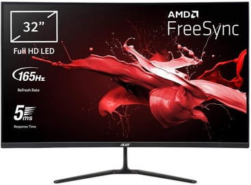 """Monitors Acer ED320QRPbiipx, 31.5"""", 5 ms"""