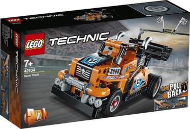 Konstruktors LEGO®Technic 42104 Sacīkšu kravas auto