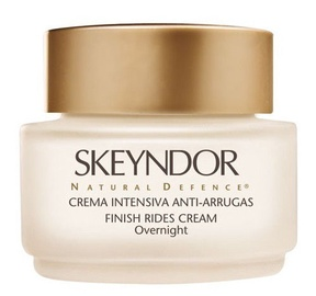 Sejas krēms Skeyndor Natural Defence Finish Rides Cream Overnight, 50 ml