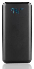 Зарядное устройство - аккумулятор Everactive EB-L20k, 20000 мАч, черный