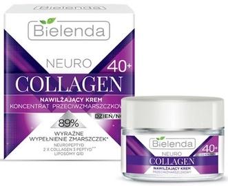 Sejas krēms Bielenda Neuro Collagen Face Cream Moisturizing 40+, 50 ml