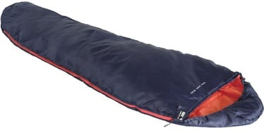 Guļammaiss High Peak Lite Pak 800 Blue/Orange, kreisais, 210 cm