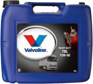 Valvoline Heavy Duty TDL 75w90 20l