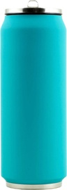 Yoko Design Isotherm Tin Can 0.5l Soft Touch Light Blue