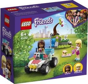 Konstruktors LEGO Friends Dzīvnieku klīnikas glābšanas bagijs 41442, 100 gab.
