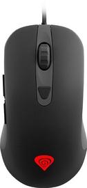 Spēļu pele Genesis Krypton 190 Black, vadu, optiskā
