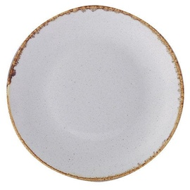 Porland Seasons Dinner Plate D24cm Grey