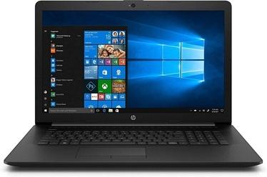 Ноутбук HP 17 Black HP-17-N4000-4GB-480SSD (поврежденная упаковка)