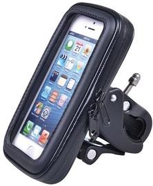 Держатель для телефона Maclean Bicycle Phone Holder Size L Black