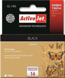 ActiveJet Cartridge AL-14N For HP 14ml Black