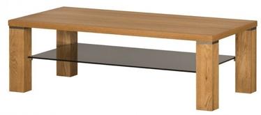 Kafijas galdiņš Signal Meble Torino 40 Brown, 1200x650x390 mm