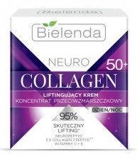 Bielenda Neuro Collagen Face Cream 50ml Lifting 50+