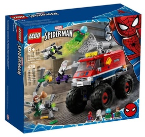 Constructor LEGO Marvel Spider Mans Monster Truck VS Mysterio 76174