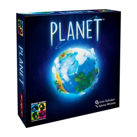 Настольная игра Brain Games Planet, EE/LV/LT/RUS