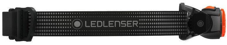 Ledlenser MH3 Headlight Black/Orange