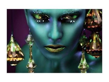 Fotoattēls Signal Meble Avatar Glass Painting 120x80cm