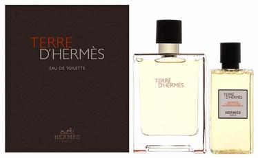 Hermes Terre D Hermes 100ml EDT + 80ml Shower Gel