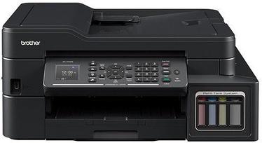 Струйный принтер Brother MFC-T910DW, цветной