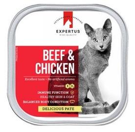 Expertus Pate w/ Beef & Chicken 100g