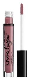 Lūpu krāsa NYX Lip Lingerie Nude Matte Embellishment, 4 ml