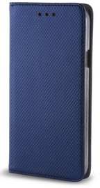 TakeMe Smart Magnetic Fix Book Case For Samsung Galaxy A30s Dark Blue