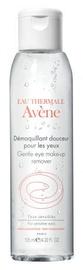 Kosmētikas noņemšanas līdzeklis Avene Gentle Eye Make Up Remover, 125 ml