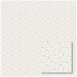 SN Lyre 2 Vinyl Wallpapers 10.5x0.53m White Beige