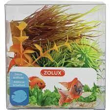 Dekorācija Zolux Boit Mix X6 Nr3 Plantkit Decor