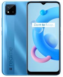 Mobilais telefons Realme C11, zila, 2GB/32GB