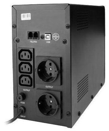 UPS sprieguma stabilizators Gembird EnerGenie EG-UPS-034